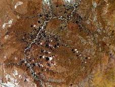 Enorme deposito diamanti sepolti sotto cratere impatto Siberia