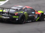 Valentino Rossi tornato volante Ferrari campionato Blancpain Endurance Series