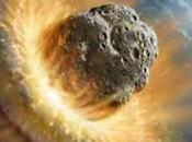 Asteroide colpì Terra 12.900 anni