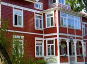 albergo molto vintage romantico sulla spiaggia Svezia…