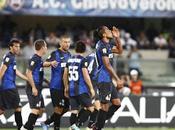 Chievo-Inter 0-2, Alvaro Pereira Cassano regalano successo nerazzurri