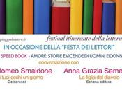 "Settembre 2012 Speed Book: ""Amore: storie vicende uomini donne"" Nardò (LE)"