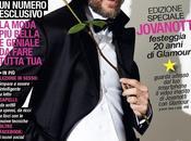 Jovanotti festeggia anni Glamour, prima copertina maschile