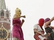 """RUSSIA: Pussy Riot """"Figa rivolta, loro nome volgare, politico"""""""