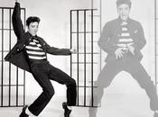 Jailhouse Rock: Elvis spunta colori video shock