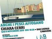 """Presentazione libro """"Anche pesci affogano"""" Chiara Cerri"""
