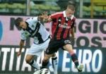 Serie Parma-Milan 1-1. Milan parte...