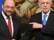 Monti-bis? grazie, parola Martin Schulz