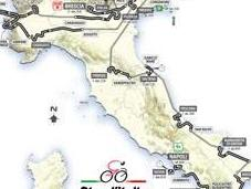 Svelato percorso Giro d'Italia 2013