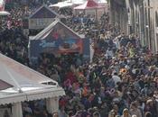 "Perugia 2012: itinerario ""gustoso"" Eurochocolate"