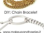 DIY: Yourself Chain Bracelet