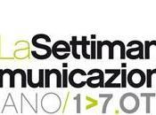 settimana della Comunicazione, Milano Ottobre
