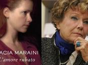 "DACIA MARAINI, ospite ""Letteratitudine ottobre 2012 circa)"