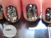 Galaxy/Universe nail