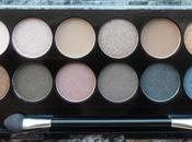 Review Palette Undressed