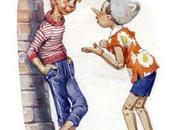 Pinocchio l'inganno falsa promessa felicità