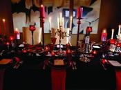 Halloween, tavola brivido