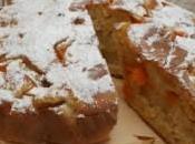 Torta mele,zucca zenzero senza olio/burro