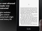 Londra: disponibili nuovi Kindle Paperwhite