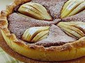 Sez. torte Ninà Tema: crostata pere cioccolato