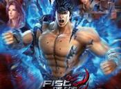 Fist North Star Ken's Rage debutto europeo febbraio