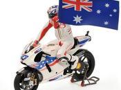 Casey Stoner Ducati Desmosedici Australia 2009 L.E. pcs. Minichamps