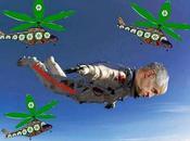 Come Felix Baumgartner anche Formigoni lancia Pirellone supera barriera degli orrori