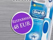 www.gratisoquasi.com Spazzolino Elettrico Oral-B Vitality 0,15 Euro Quasi Gratis!!!