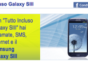 Samsung Galaxy 34,90 euro mese piano PosteMobile Zero Pensieri Medium