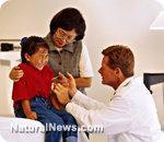 Vaccino anti-influenzale triplica tasso ospedalizzazione bambini