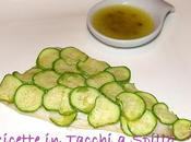 Filetto ricciola crosta zucchine salsa lime
