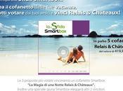 Sfida Smartbox: Vinci cofanetto Relais Chateaux!