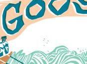 doodle Google Moby Dick Herman Melville