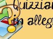 Quizziamo allegria (4)- ottobre 2012: parole crociate