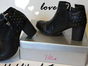 Shopping closet// studded boots