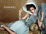 CAMPAIGN Chanel Croisière 2013: Karl Lagerfeld realizza campagna pubblicitaria guarda Secolo