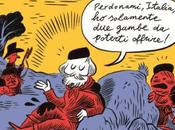 Komikazen 2012 Tuono Pettinato servizio Garibaldi