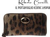 ACCESSORI portafoglio Iconic Leopard Roberto Cavalli