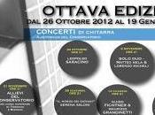 Concerto Leopoldo Saracino, chitarra