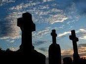 Cos'è l'uomo? cimitero d'autunno, sera)