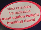 Concorso Essence Twilight Saga Breaking Dawn Parte