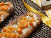 tempo zucca: Pizza zucca gorgonzola