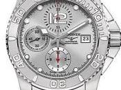 Longines Hydro-Conquest silver-look