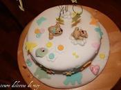 Baby shower cake Michela (con torta scacchi)