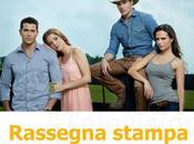 """RASSEGNA STAMPA/ ritorno flop nuovo """"Dallas"""" Canale5"""