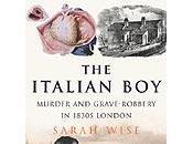Italian boy: Sarah Wise trafugatori cadaveri