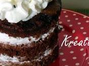 Tortino cioccolata panna domenica speciale