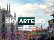 novembre Arte primo canale italiano dedicato all'arte tutte forme