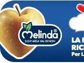 Melinda l'Emilia Risotto mele Fuji formaggio Brie