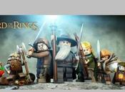 Lego: Signore degli Anelli arrivo novembre